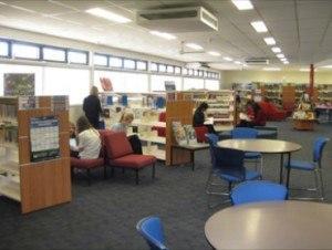 Mooroolbark Campus Library