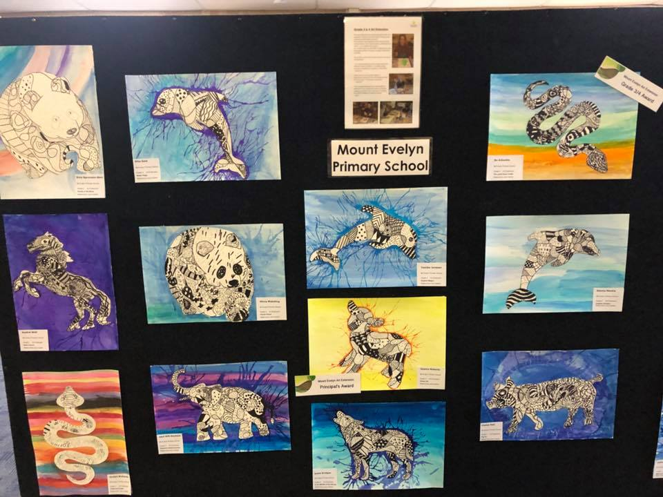 Yarra Hills Community Art Show - Yarra Hills Secondary College